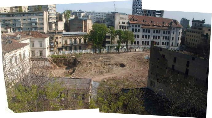 Foto A. - F. Bălteanu, 11.04.2009